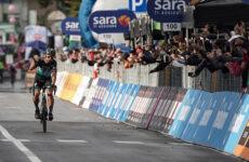Peter Sagan vyhral 10. etapu Giro
