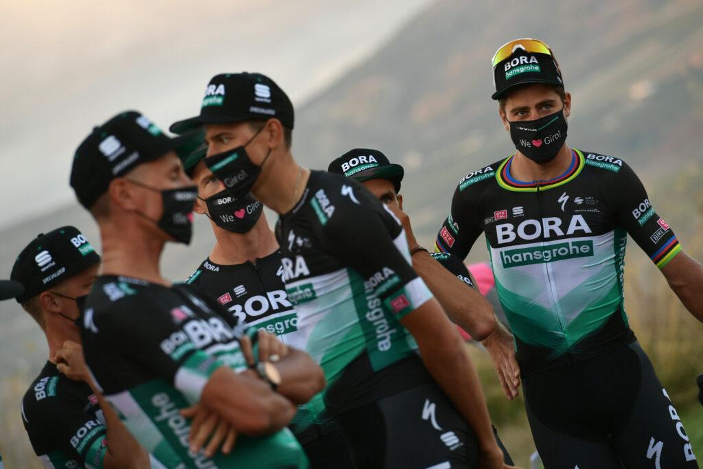 Peter Sagan pred Giro d'Italia 2020