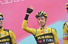 COVID-19 na Giro d'Italia