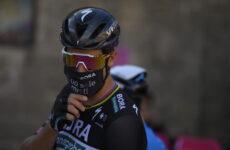 Sagan po 8. etape Giro d'Italia