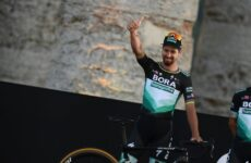 Peter Sagan pred Giro d'Italia