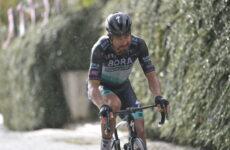 Peter Sagan po 10. etape Giro d'Italia 2020