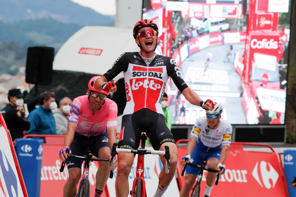 14. etapa Vuelta a España 2020 Wellens