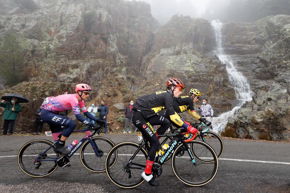 Roglič 17. etapa Vuelta a España 2020