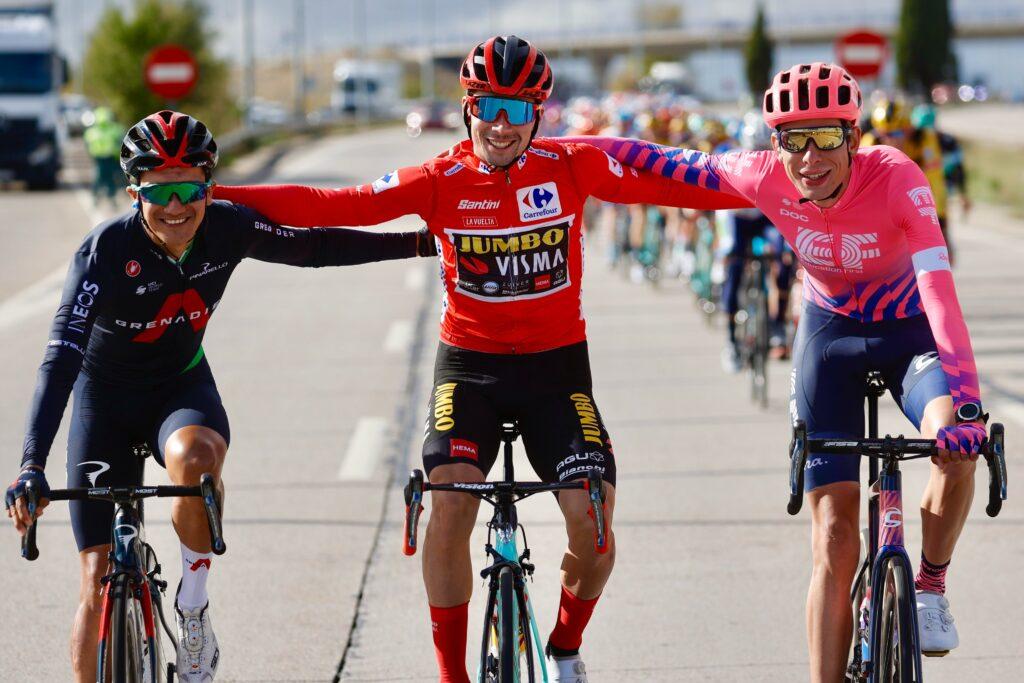 18. etapa Vuelta a España 2020 Roglič