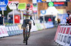 Mathieu van der Poel cyklokros