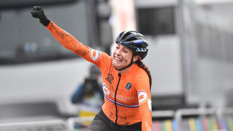 Lucinda Brand MS v cyklokrose 2021