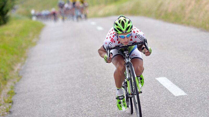 Peter Saga UCI super tuck