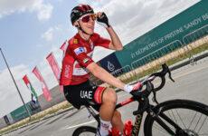 Tadej Pogačar UAE Tour 2021