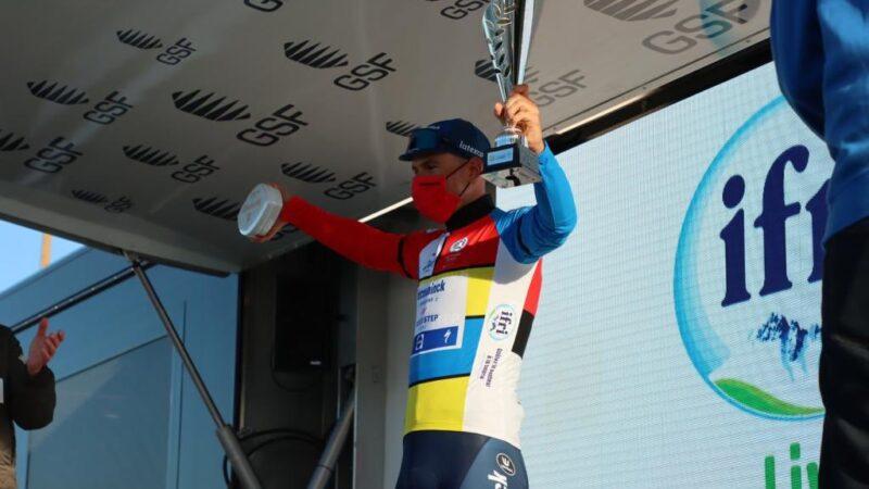 1. etapa Tour de la Provence 2021