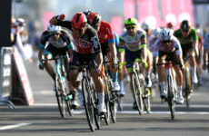 Caleb Ewan UAE Tour 2021