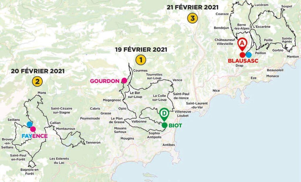 Tour Du Var 2021