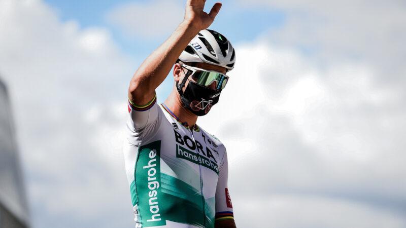 Peter Sagan Miláno - San Remo 2021