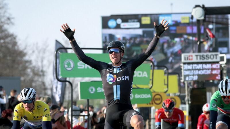 2. etapa Paríž - Nice 2021 Cees Bol