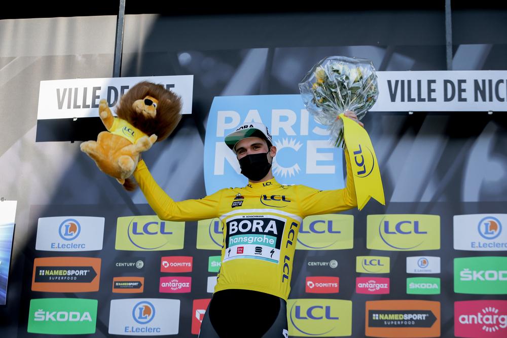 8. etapa Paríž - Nice 2021