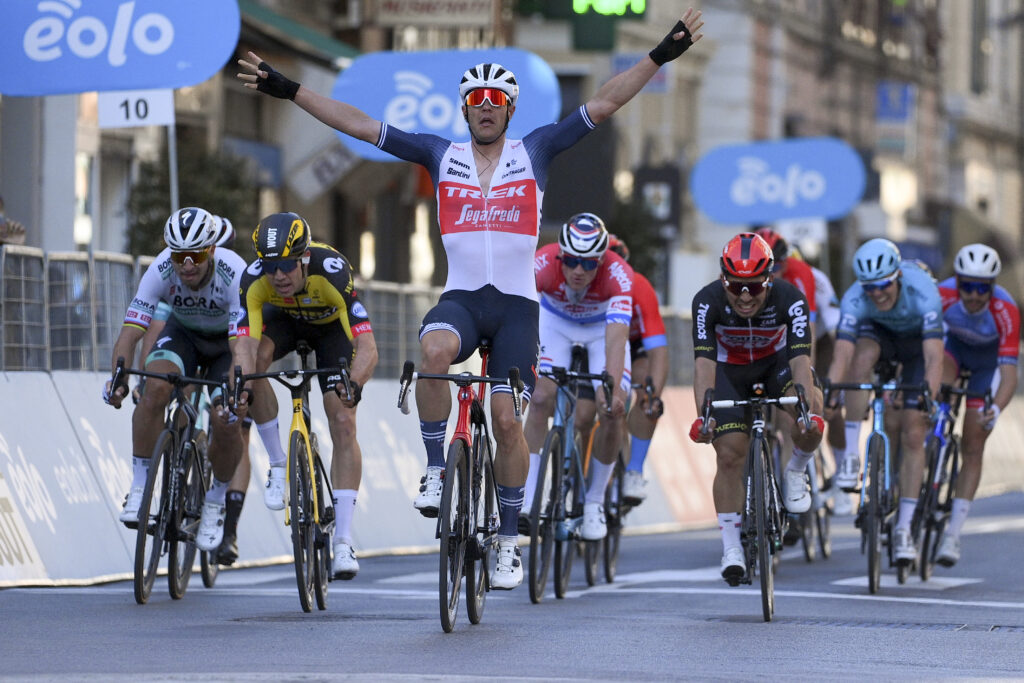Jasper Stuyven Miláno - San Remo 2021