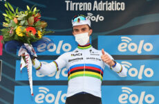 Julian Alaphilippe Tirreno-Adriatico 2021