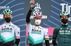 BORA - hansgrohe na Miláno - San Remo 2021