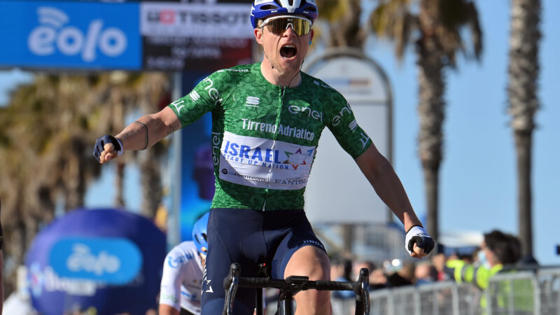 6. etapa Tirreno - Adriatico 2021