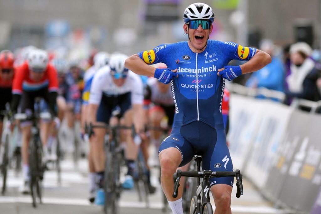 Davide Ballerini 3. etapa Tirreno - Adriatico 2021