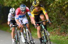 Van Aert Van der Poel Alaphilippe Strade Bianche 2021