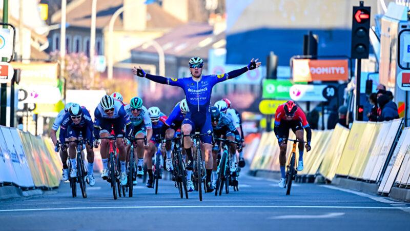 1. etapa Paríž - Nice 2021