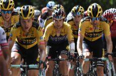 Primož Roglič 4. etapa Paríž - Nice 2021