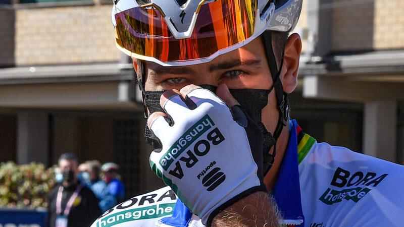 Peter Sagan po Tirrene