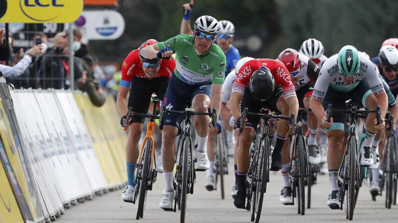 5. etapa Paríž - Nice 2021 Sam Bennett