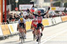 Andreas Kron 1. etapa Okolo Katalánska 2021
