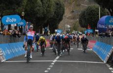 Mathieu van der Poel 3. etapa Tirreno - Adriatico 2021
