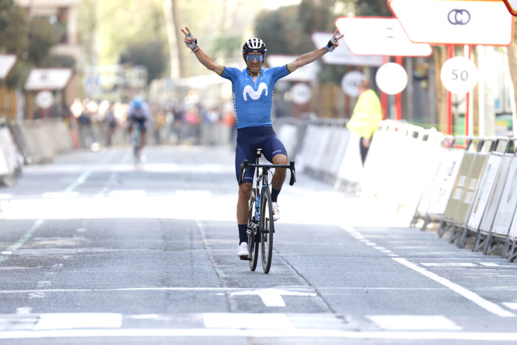 GP Miguel Indrurain Alejandro Valverde