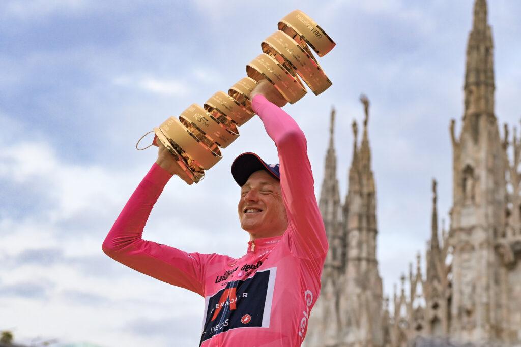 Giro d'Italia 2021 výsledky