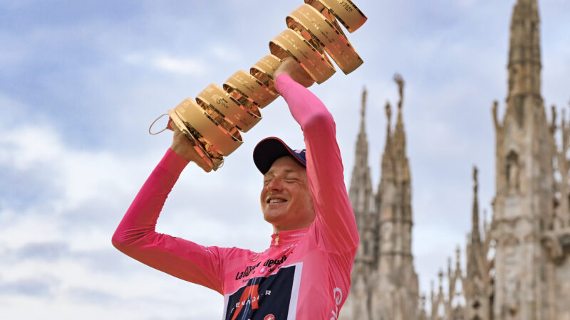 Priebežné poradie Giro d'Italia 2021 výsledky