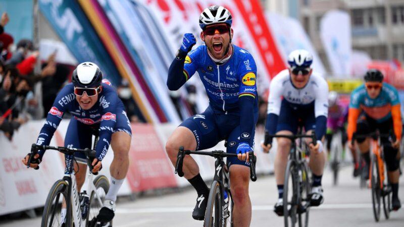 Mark Cavendish 2. etapa Okolo Turecka 2021