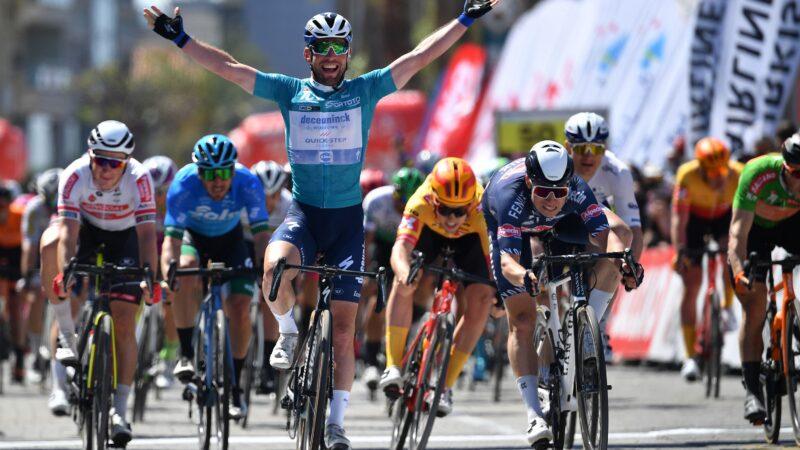 Mark Cavendish 3. etapa Okolo Turecka 2021