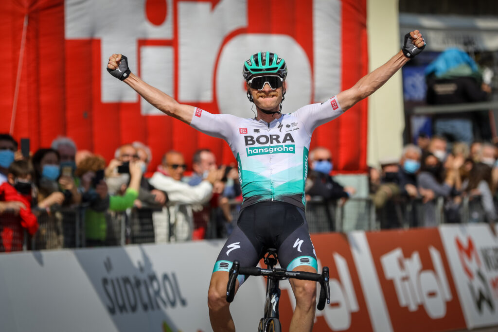 Felix Grossschartner 5. etapa Okolo Álp 2021
