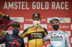 Wout van Aert Amstel Gold Race 2021