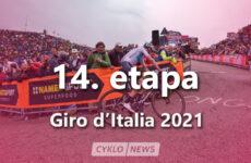 14. etapa Giro d'Italia 2021