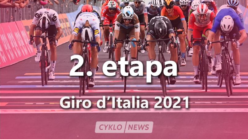 2. etapa Giro d'Italia 2021