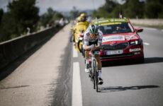 2. etapa Critérium du Dauphiné 2021 Lukas Postelberger