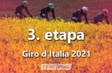 3. etapa Giro d'Italia 2021