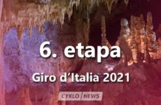 6. etapa Giro d Italia 2021