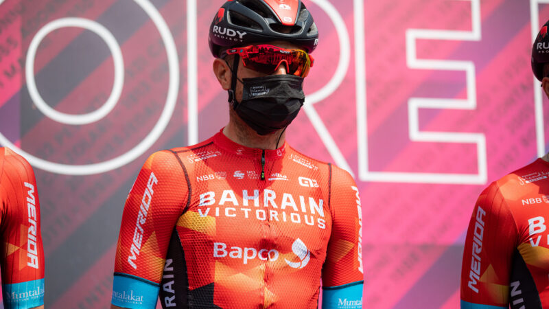 Bahrain Victorious Giro 2021