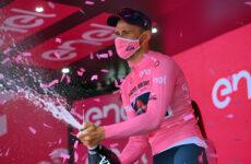 Giro d'Italia 2021 1. etapa Filippo Ganna