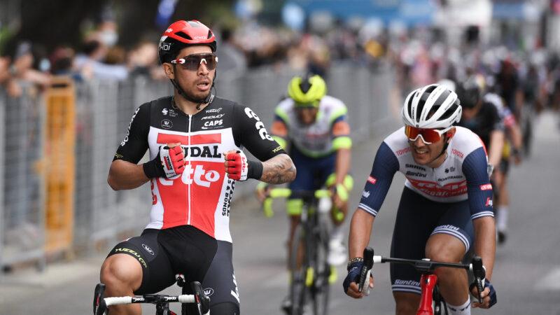 Caleb Ewan 7. etapa Giro d'Italia 2021