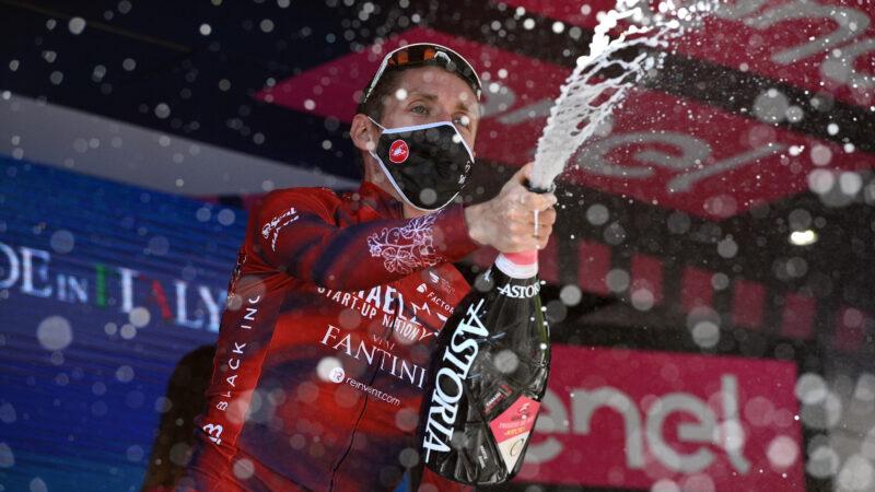 Daniel Martin Giro 2021
