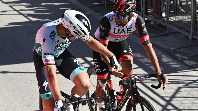 reakcie Giro d'Italia 2021