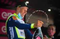 Taco van der horn Giro