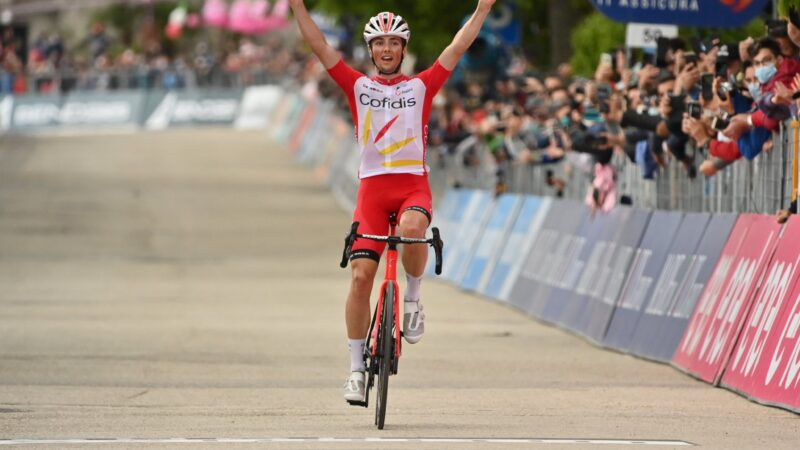 Victor Lafay Giro d'Italia 2021